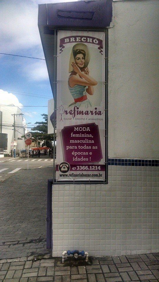 Ir ou usar roupas de Brechó antigamente era associado com classes mais baixas, hoje os brechós são refinados - isso faz parte do novo brasileiro?