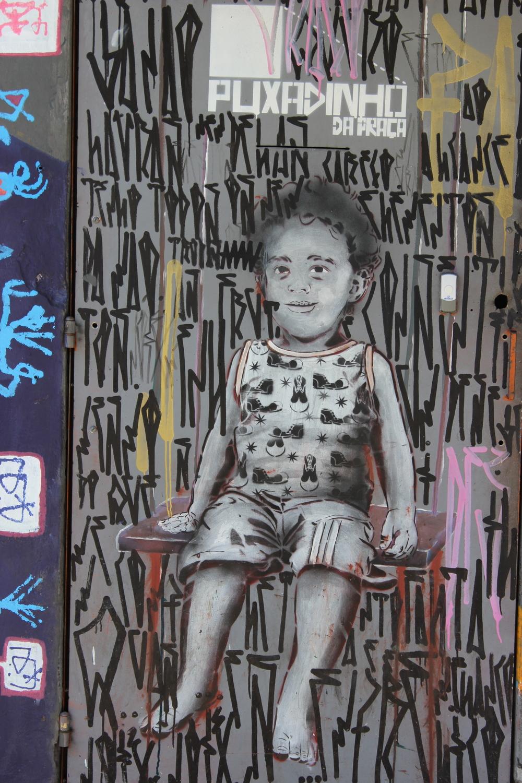 Até onde a arte urbana reflete os problemas sociais da cidade?