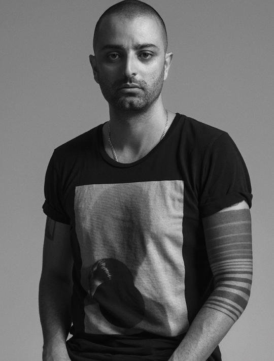 Adriano Damas, 35 anos