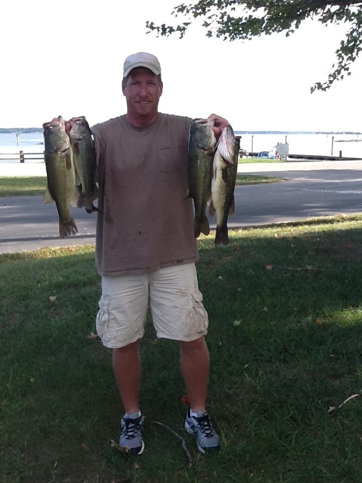 James Harner 10.13 lbs