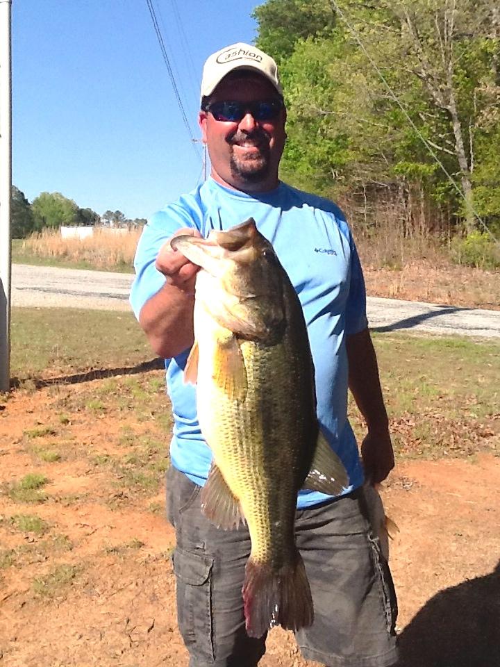 Melvin Bowling Big Fish 6.97 lbs