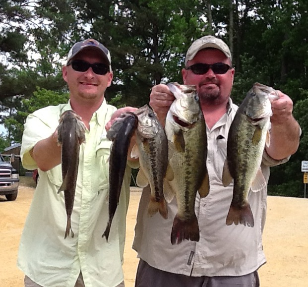 Chris Hahn and Tom Nelson 9.63 lbs