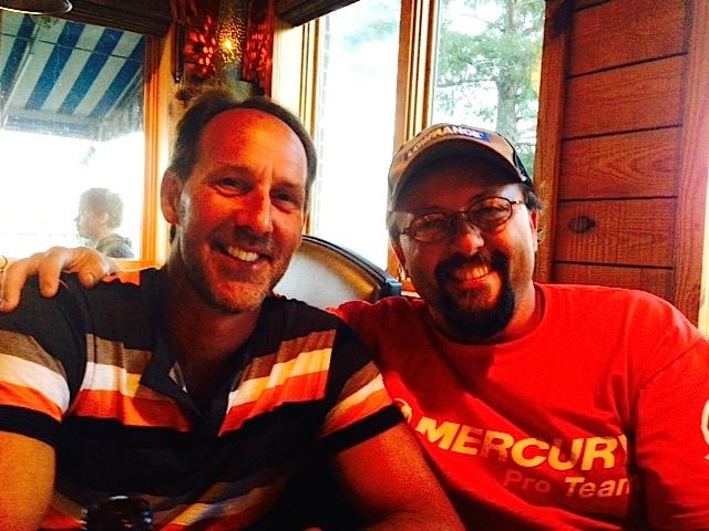 Ricky Fulk and Jeff Lugar