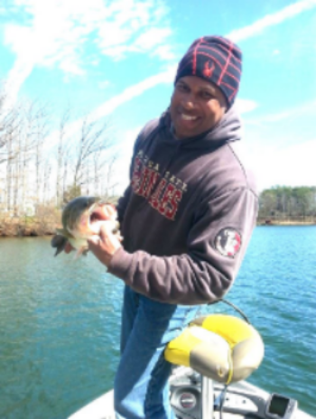 Tony Cooper Lake Anna  March 2015
