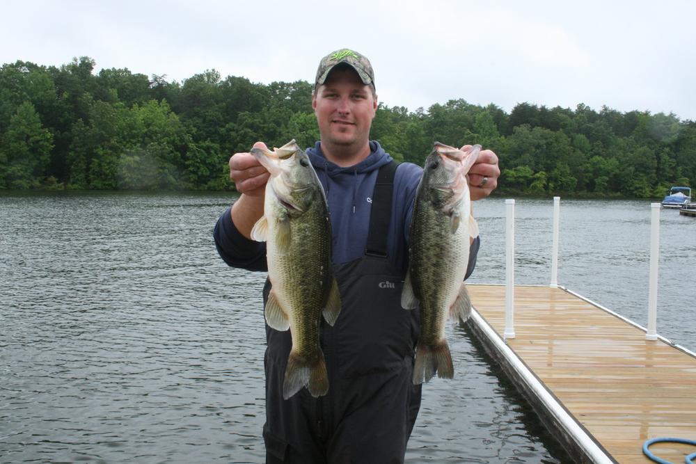Corey Blake and John Sherer  11.70 lbs
