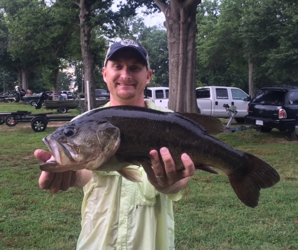 Chris Hahn Big Fish 5.15 lbs