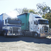 Delivery and other freight services available