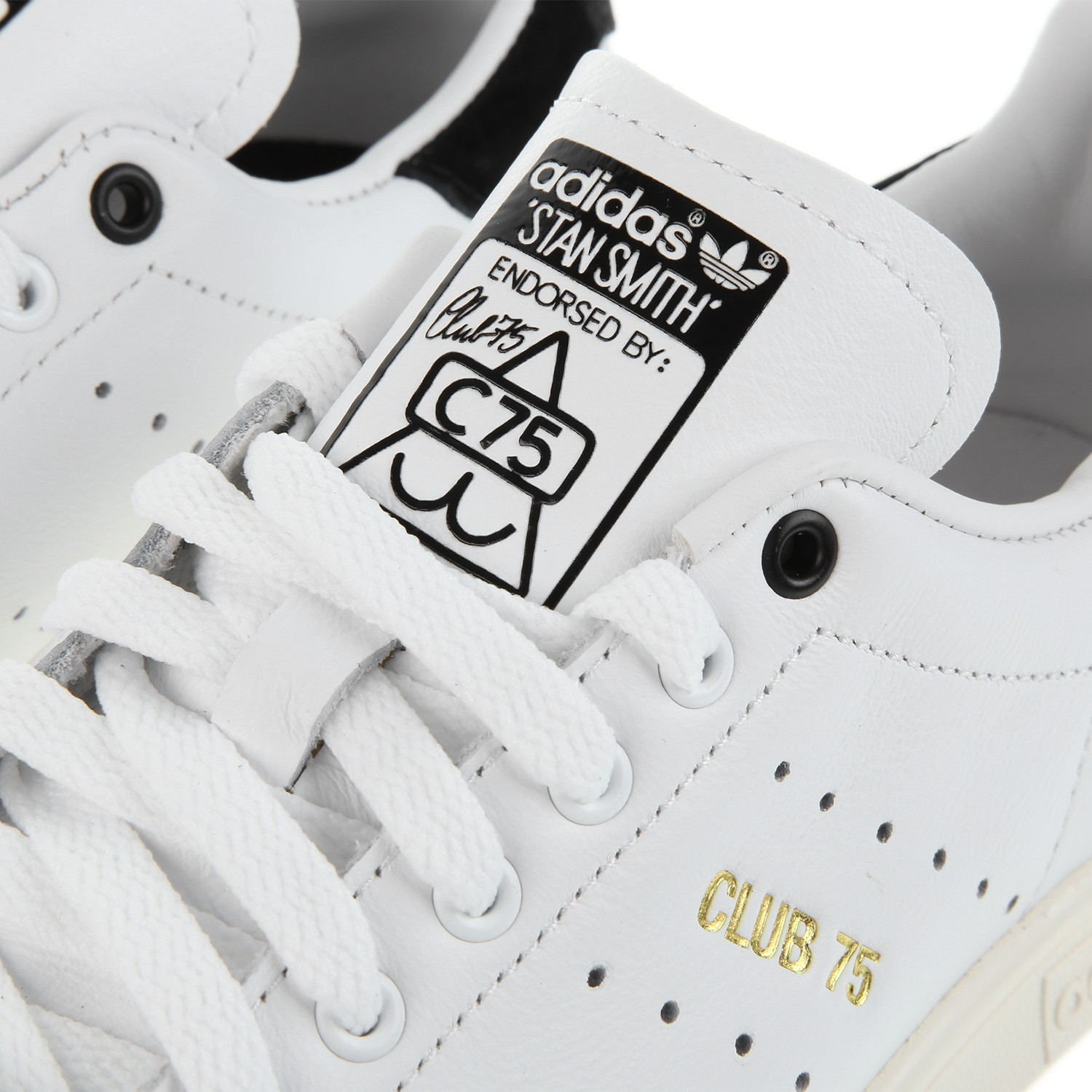 new style 5f3bf 31ecd ADIDAS ORIGINALS X CLUB 75 STAN SMITH — IBWM