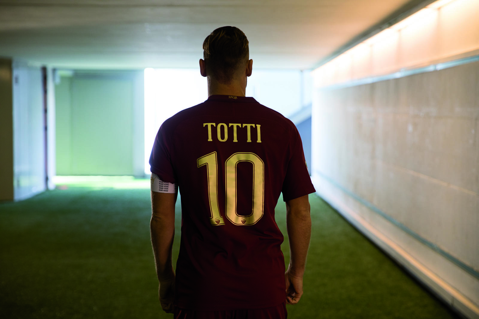 the best attitude 4473f e1e04 AS ROMA DERBY KIT 2016 BY NIKE — IBWM