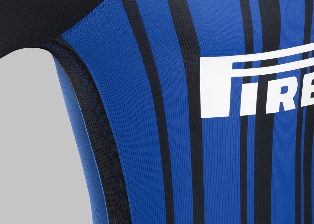 The new Inter Milan home kit will be available from May 25via nike.com,  store.inter.it and official retailers and be worn on pitch for the final  game of the ...