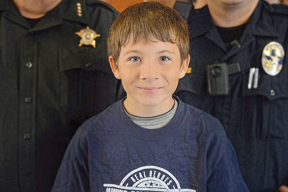 Junior Police Academy Constable Adan Ballesteros and Officer Brandon Schultze_resize copy 3.jpeg