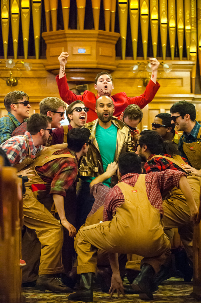 The Prodigal Son, Central City Opera, 2015