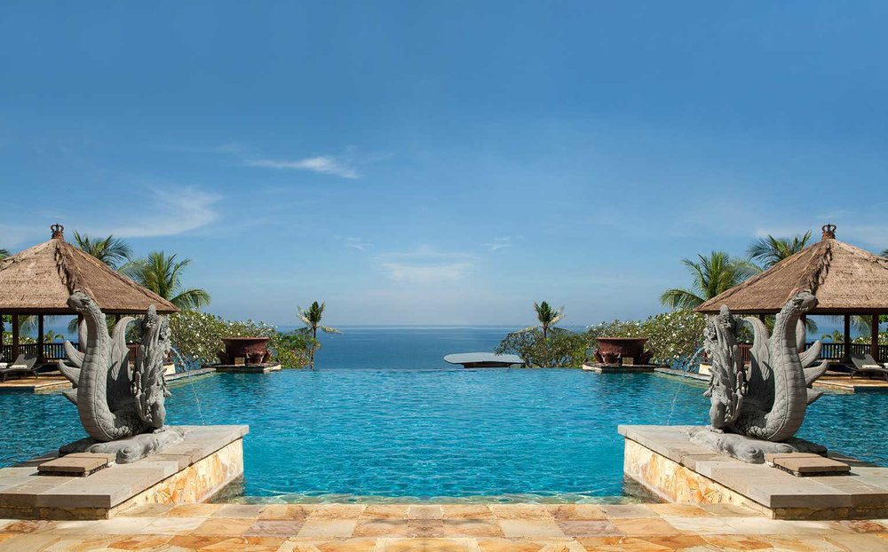 RITZ CARLTON BALI - 5 Star Resort Hotel