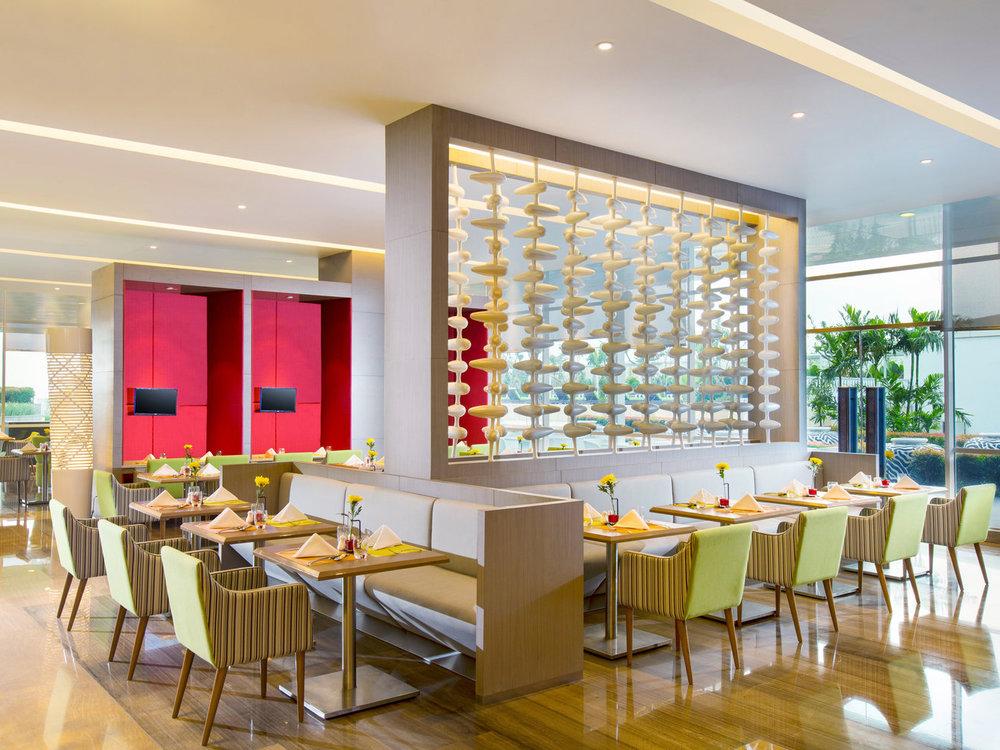 NOVOTEL TANG CITY - HotelInterior Designer
