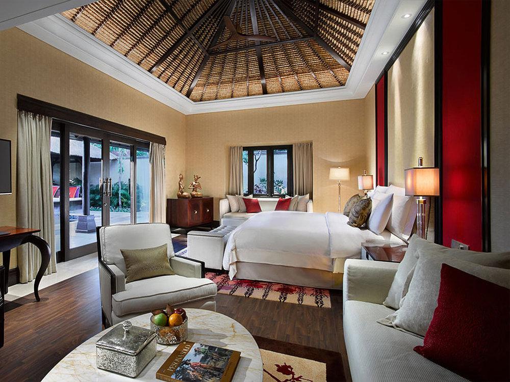 TRANS RESORT BALI - Resort HotelFF&E Consultant