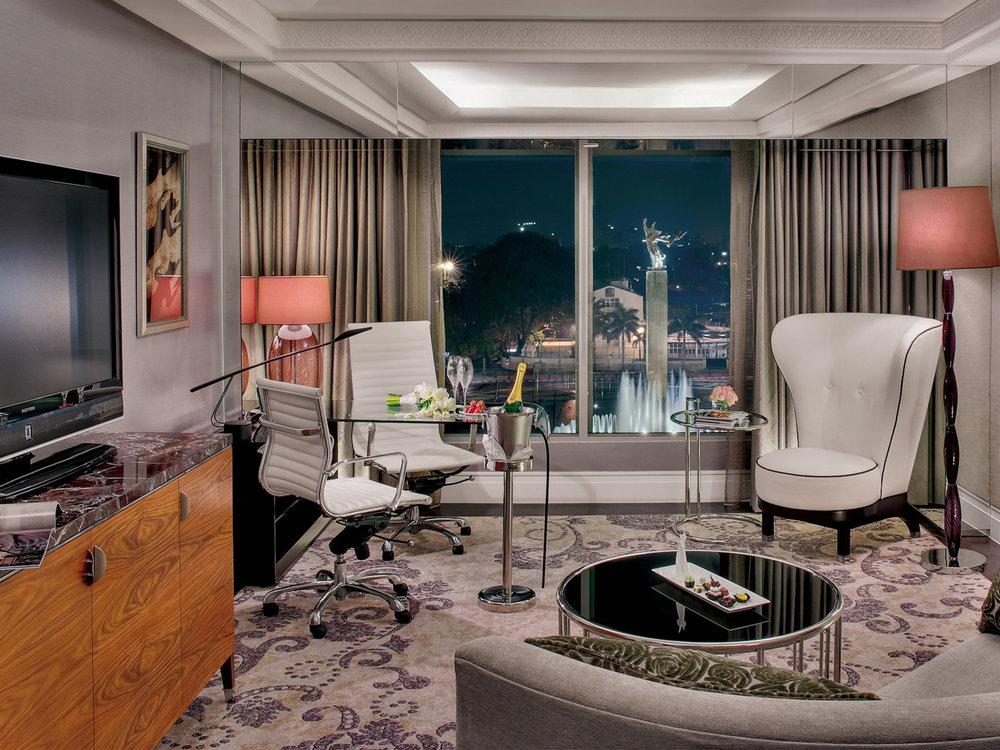 GRAND INDONESIA KEMPINSKI - 5 Star HotelClient ConsultantFF&E Consultant