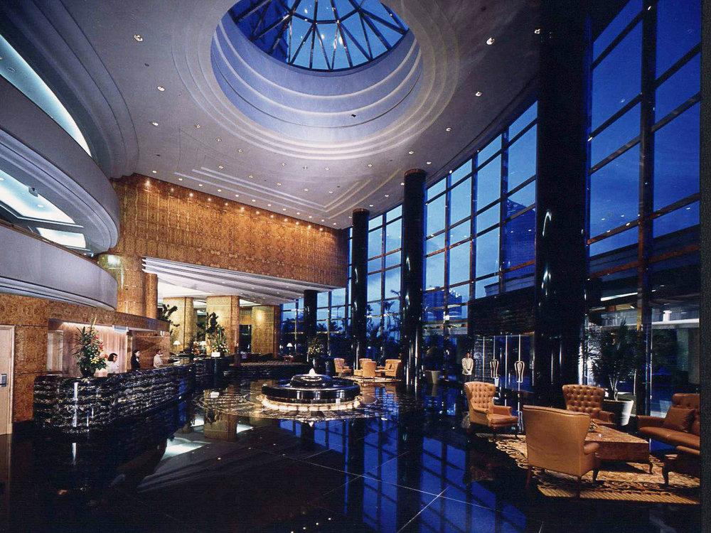 AYANA HOTEL JAKARTA - 5-Star Hotel Interior Designer