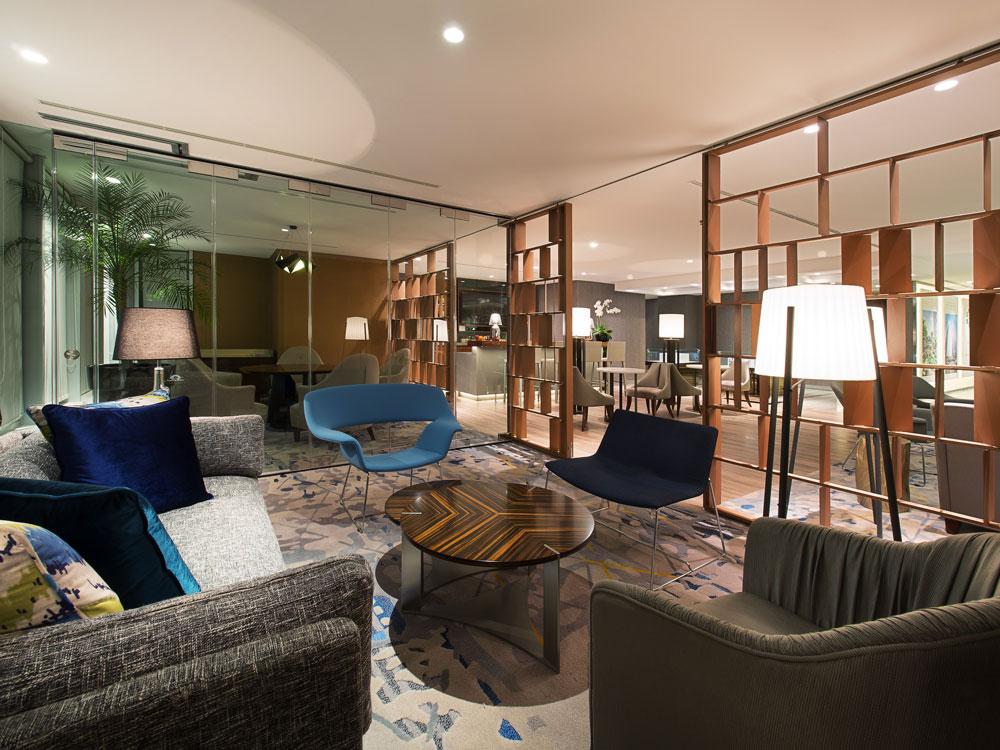 AERIUM PERMATA BUANA - Luxury ApartmentInterior Design