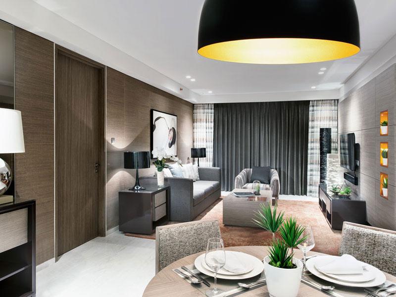 OAKWOOD SURABAYA - Long Stay GuestServiced Apartment