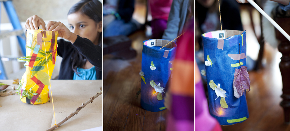 Lantern DIY for Diwali