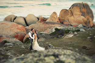 Cassie & Laban  • 17 May 2013  Bay of Fires Lodge