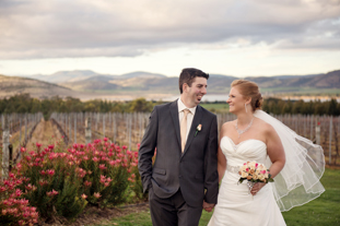 Shelley & Mark  • 17 August 2013  Frogmore Creek