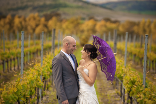 Sharee & Wade  • 26 October 2013  Frogmore Creek