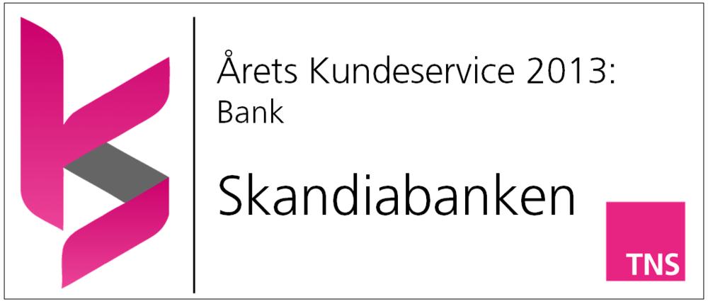 Skandiabanken har ved hjelp av enkelhet skapt lojale fans til bedriften. De er svært gode på chat-henvendelser og har en åpenhet som kundene setter stor pris på.