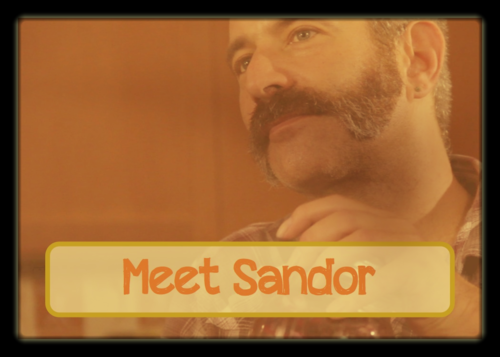 Read this full-length interview with Sandor from the Jew and the Carrot.