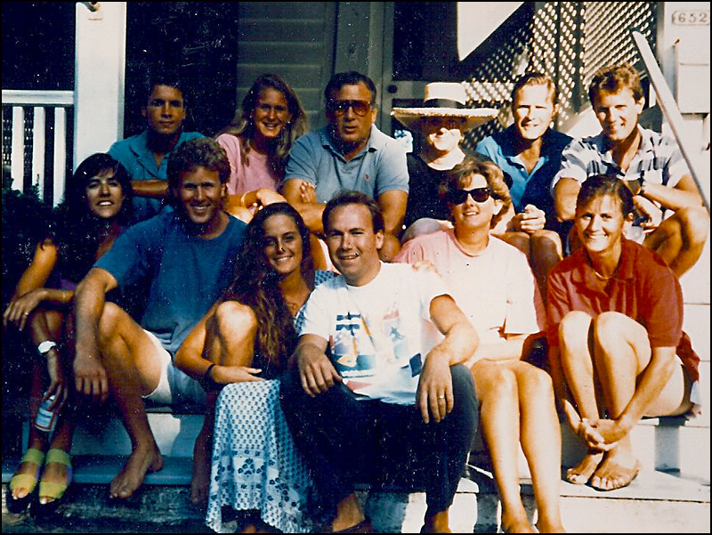 Family, friends and good times at the Longfellow House