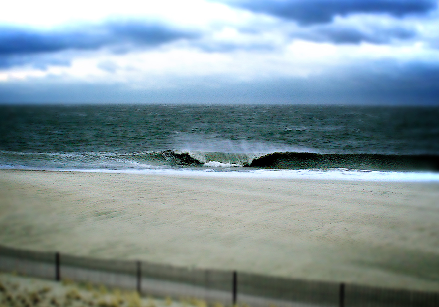 Cape May Point Wave