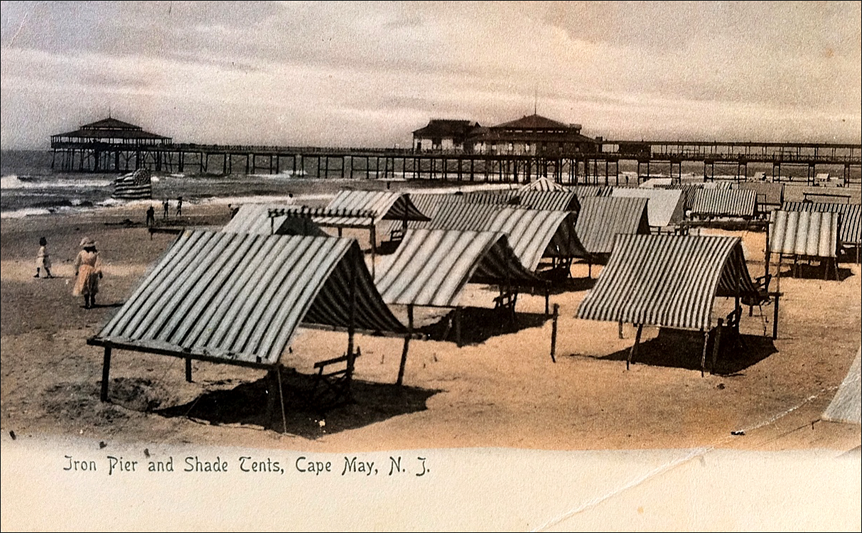 Cape May's Historical Beaches