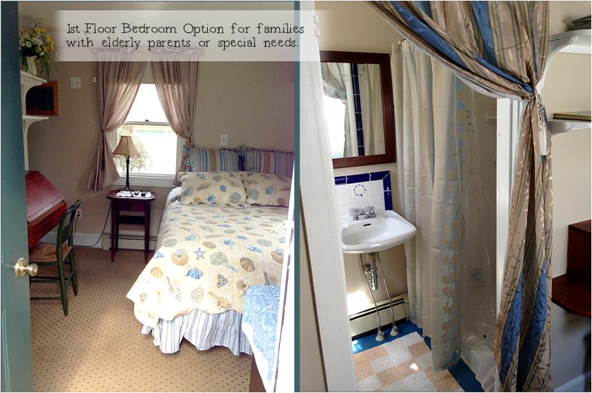 First Floor Bedroom (Optional)