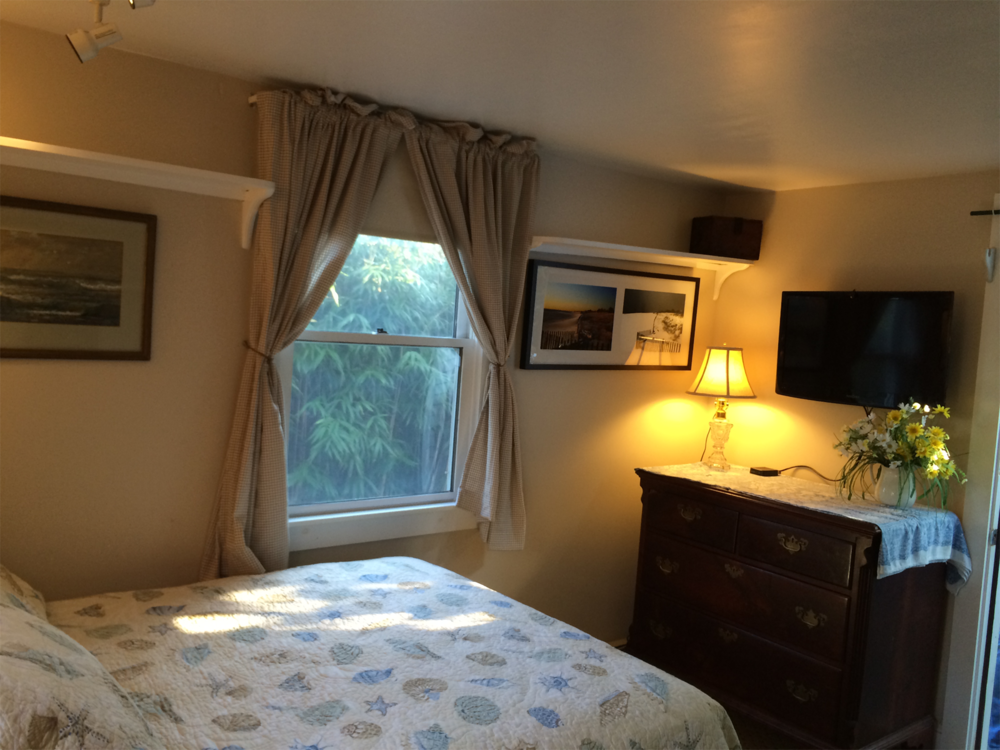 Nice accommodations