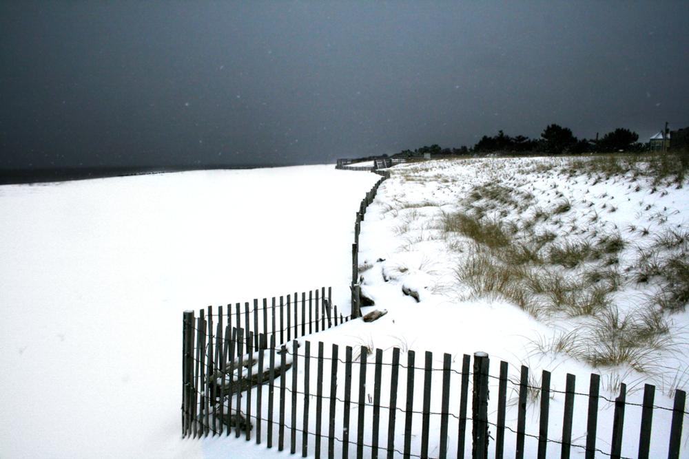Snowswept Divide