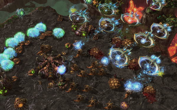 Starcraft 2 - Heart of the Swarm - Beta