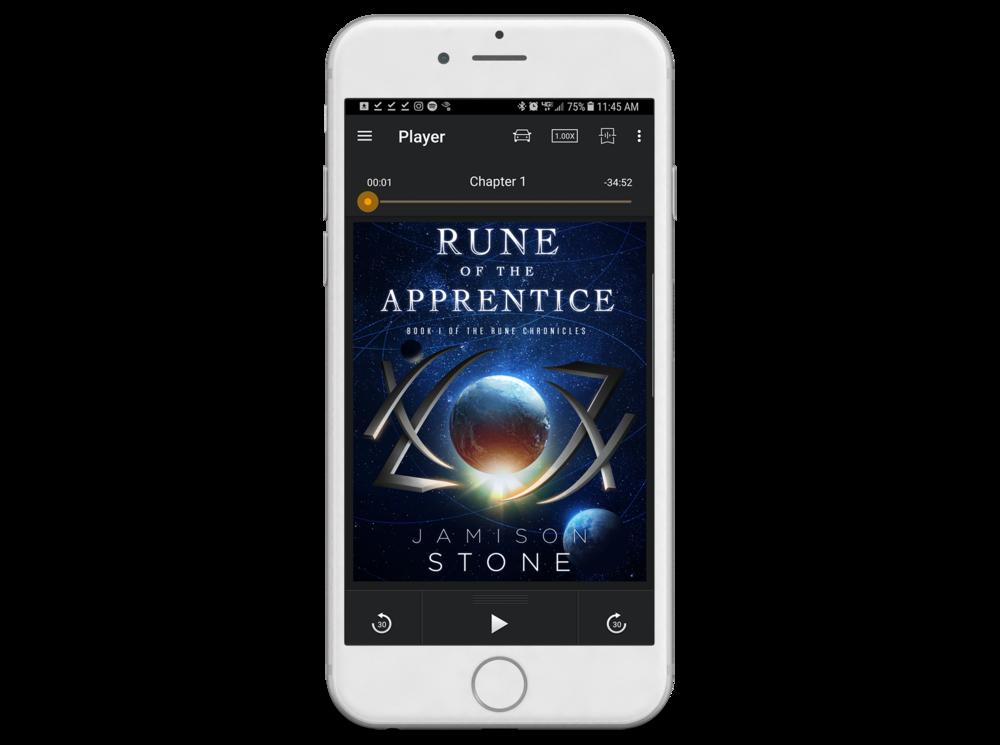 Rune of the Apprentice Audiobook Audible
