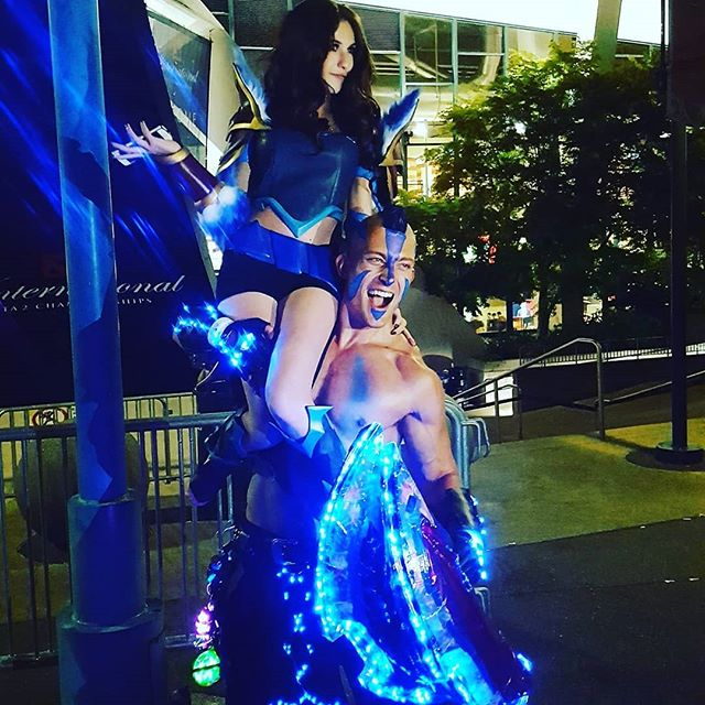 Missing Dat #Dota #CarryLife 😎🍾🥂😍⚔🔥 . #Antimage #Battlefurry #dotacosplay #dota2cosplay #mirana #miranacosplay #Antimage #antimagecosplay #dota2 #cosplayer #cosplay #cosplaygirl #cosplayersofinstagram #fitmodel #fitness #gymmotivation #fitnessmotivation #theinternational2017 #TI8 #steam #dota2art #photooftheday #picoftheday #gym #mlg #videogamememes #videogames