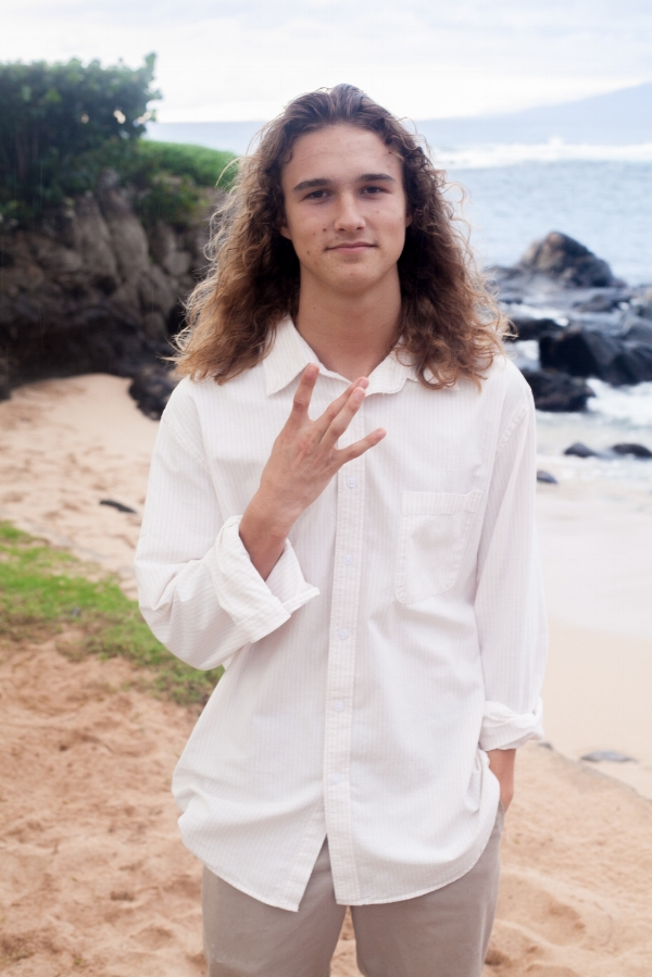 Who knew the Westside of Maui was so Gangster?