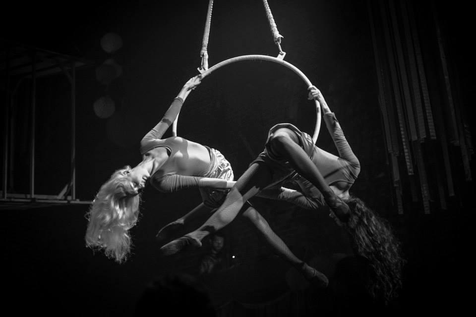 Duo Hoop - Starfiz - The Imaginarium
