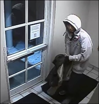 """The Madison Police Department and Madison Area Crime Stoppers need your help in identifying a suspect in a robbery On Tuesday, January 5th at 8:30pm, the victim was in the stairwell of a hotel on East Springs Drive. While in the stairwell he was met by the suspect, who brandished a knife and robbed him. There were no injuries. The suspect is described as a white male, 22-26 years old, 6'00"""" tall,200 lbs, and wearing a grey sweatshirt. If you have any information reference this crime, please contact Crime Stoppers at 266-6014 or on the web at TipSubmit.com Individuals contacting Crime Stoppers can remain anonymous and may be eligible for a cash reward if the suspect is arrested."""