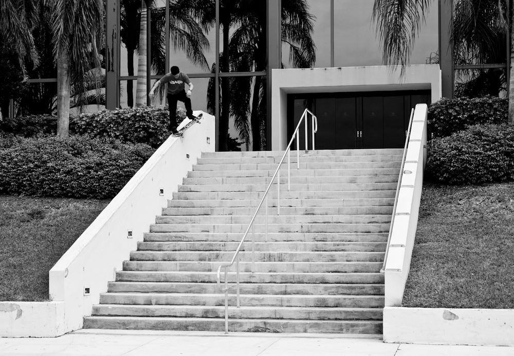 Luis Perez | Krooked Grind | Ft Lauderdale, FL