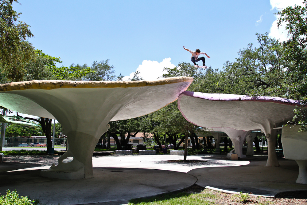 Richard Quintero | Ollie | Coconut Grove, FL