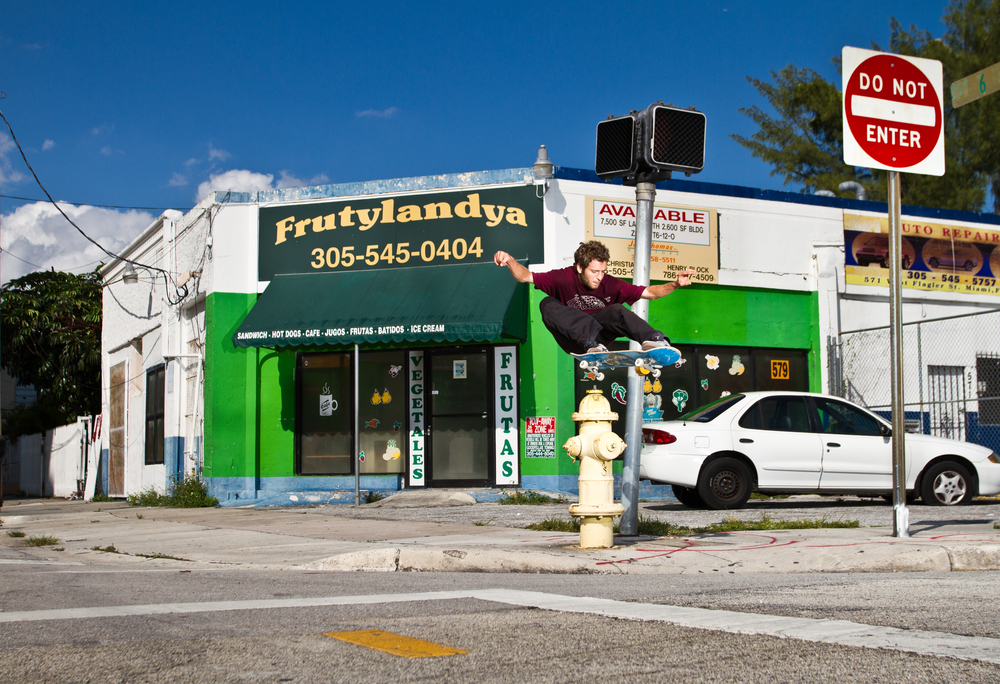 Jimmy Lannon | Ollie | Miami, FL