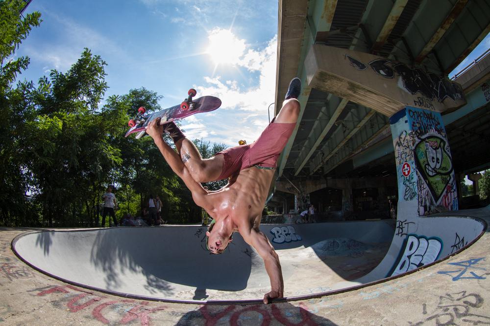 Jesse Gunther | Gymnast Plant | Philadelphia, PA