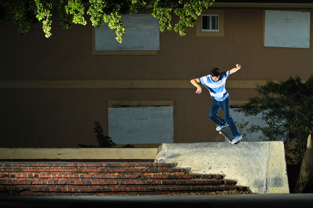 Danny Fuenzalida | Backside Over Krooked Grind | Miami, FL