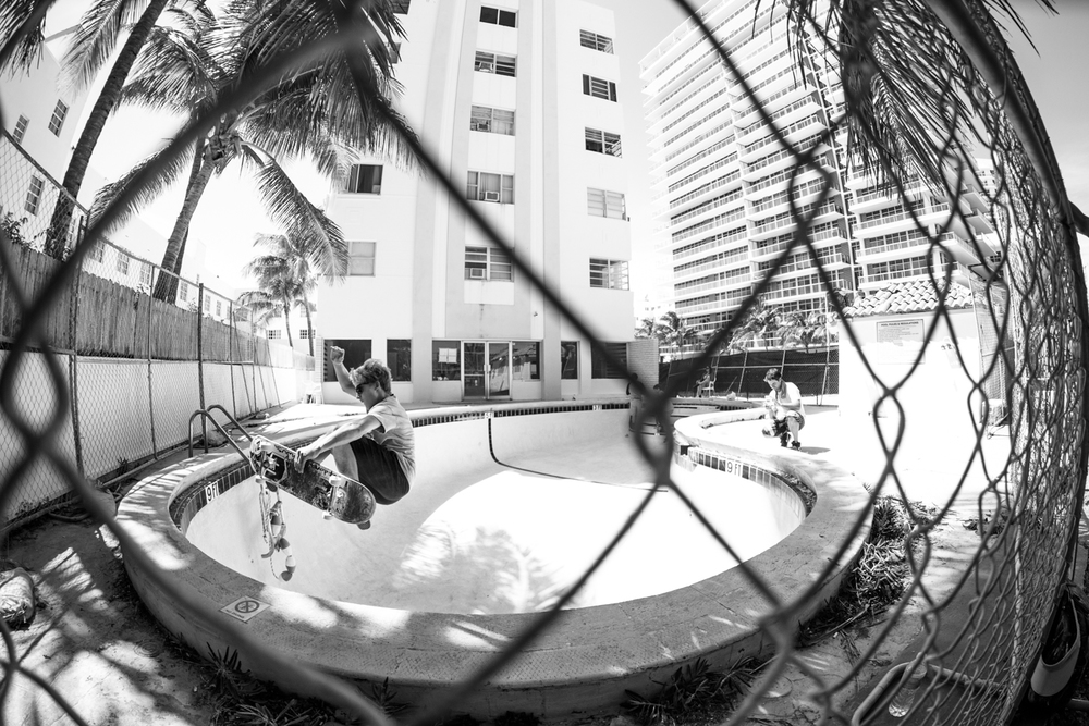 Titus Massinello | FS Air | South Beach