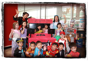 Storytelling in Beijing, China with Tanya Batt
