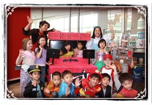 Storytelling in Beijing, China with Tanya Batt