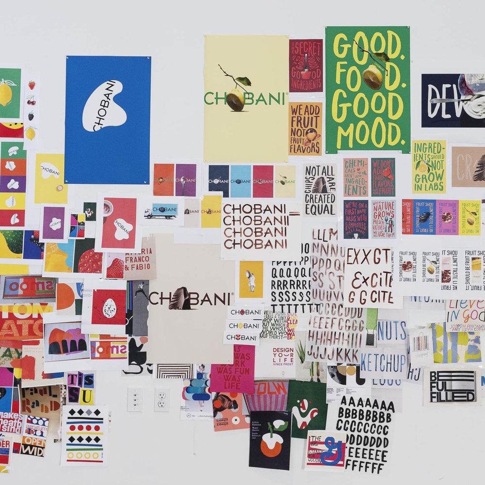 WIEDEN+KENNEDY Branding, Art Direction, Design  case study